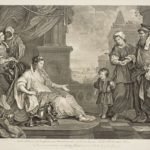 Moses Brought to the Pharaoh's Daughter – William Hogarth