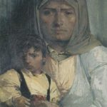 Mother and Child – Alekos Kontopoulos