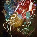 Movement I –  Wassily Kandinsky