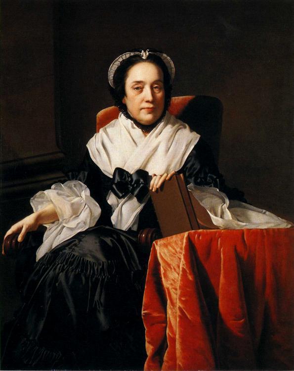 Mrs. John Ashton - Joseph Wright