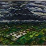 Mt. Semeru, Jadka-kura, Java – Ivan Albright