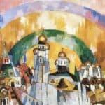 Nebozvon (Skybell) – Aristarkh Lentulov