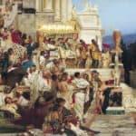 Nero's Torches (Leading Light of Christianity) – Henryk Siemiradzki