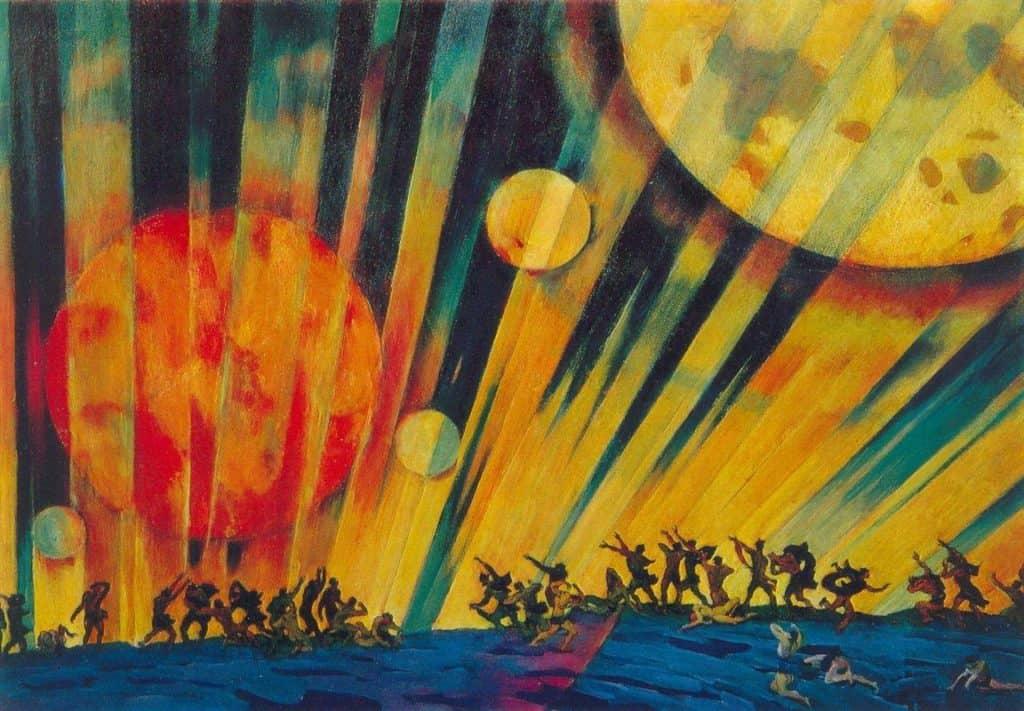 New Planet - Konstantin Yuon