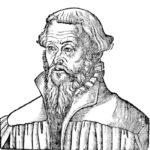 Nicholaus Gallus, a Lutheran theologian and reformer – Lucas Cranach the Elder