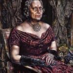 Portrait of Mary Block – Ivan Albright