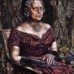 Portrait of Mary Block – Ivan Albright