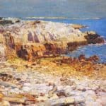 Northeast Headlands, New England Coast – Childe Hassam
