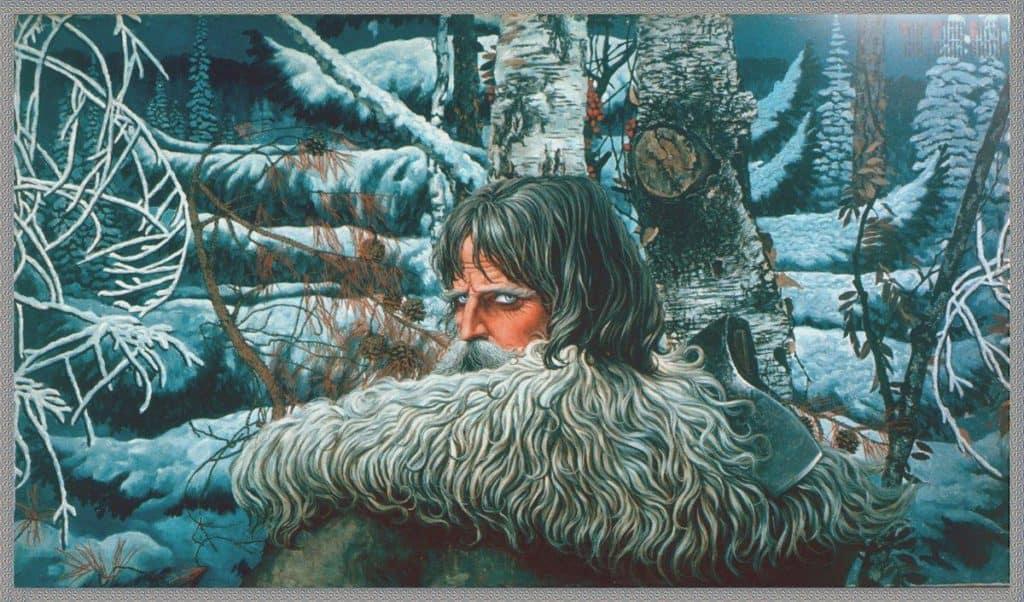 Northern Eagle - Konstantin Vasilyev
