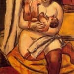 Motherhood – Max Beckmann