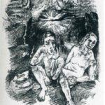 The Last Night  – Oskar Kokoschka