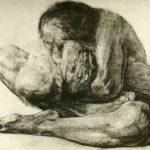 Woman with Dead Child – Kathe Kollwitz