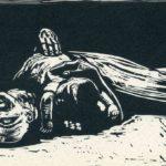 The Widow II  – Kathe Kollwitz