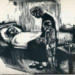 Hospital Visit – Kathe Kollwitz