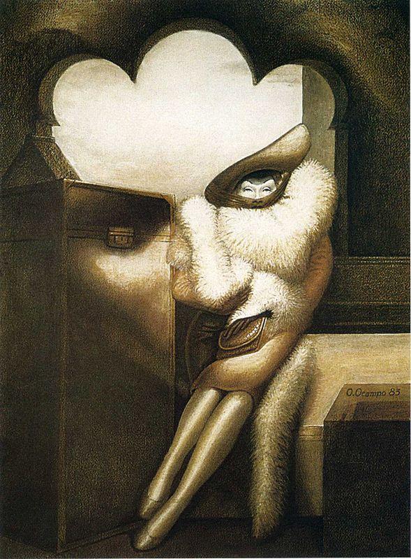 Marlena - Octavio Ocampo