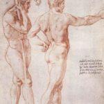 Nude Study – Annibale Carracci