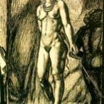 Nude Woman – Rafael Zabaleta