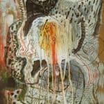 Nude Woman in an Armchair – Salvador Dali
