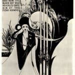 Of a Neophyte and how the Black Art was revealed unto him – Aubrey Beardsley