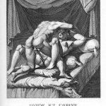 Ovid and Corine – Agostino Carracci