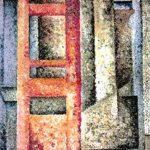 Painting (Deployment-intersection) – Amadeo de Souza-Cardoso