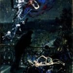 Paris by Night (Defiguration) – Asger Jorn