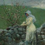 Peach Blossoms – Winslow Homer