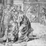Penelope Announces Odyseus's Return – Theodoor van Thulden