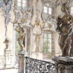 Peterhof Palace. Merchant staircase at the Grand Palace – Alexandre Benois