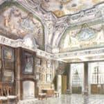 Peterhof Palace. Mon Plaisir. Medium room. – Alexandre Benois