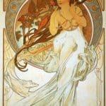 Music – Alphonse Mucha