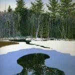 Pond Pass - Neil Welliver