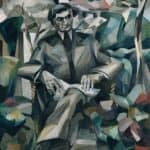 Portrait de Jacques Nayral – Albert Gleizes