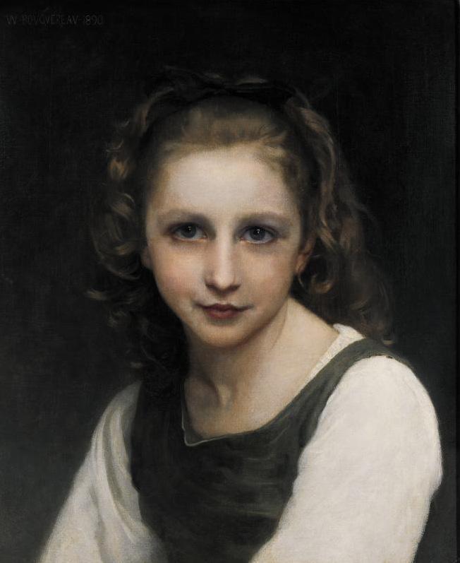 Portrait of a Young Girl - Petrus Christus