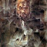 Portrait of Ambroise Vollard – Pablo Picasso