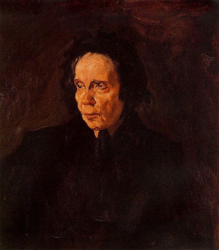 Portrait Of Aunt Pepa - Pablo Picasso