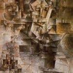 Portrait of Daniel-Henry Kahnweiler – Pablo Picasso