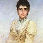 Portrait of Joana Liberal da Cunha – Jose Ferraz de Almeida Junior