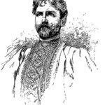 Portrait of Mucha by itself – Alphonse Mucha