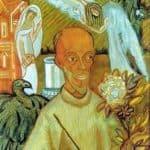 Portrait of N. I. Kulbin. Caricature. – Serge Sudeikin