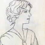Portrait of Olga – Pablo Picasso