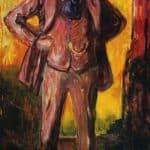 Professor Daniel Jacobson – Edvard Munch