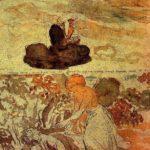 Prophet Elijah in the desert – Alexander Ivanov