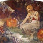 Prophetess – Alphonse Mucha