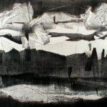 Rain on the Mesa – New Mexico – Adja Yunkers