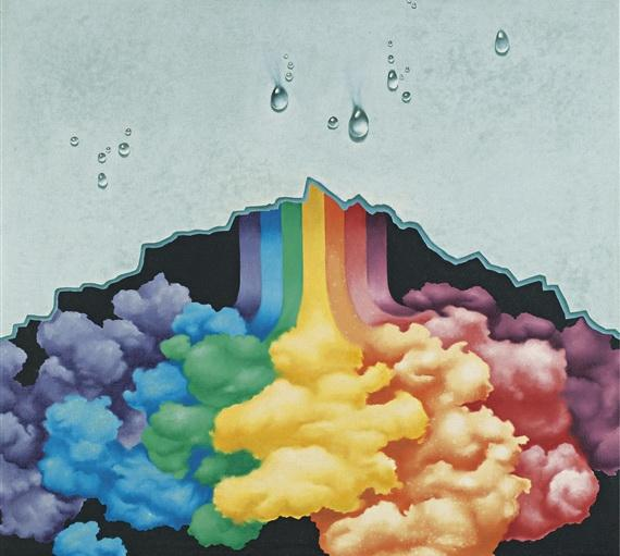 Rainbow - Ralph Goings