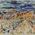 Ranch Wyoming – Ivan Albright