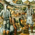 Reapers in the age and Ceres – Rafael Zabaleta