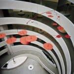 Red Lily Pads (Nenuphars rouges) – Alexander Calder