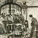 Revolt (By the Gates of a Park) – Kathe Kollwitz